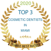 Top 3 Cosmetic Dentists in Miami